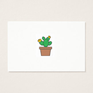 Looking Sharp Cacti Business Cards