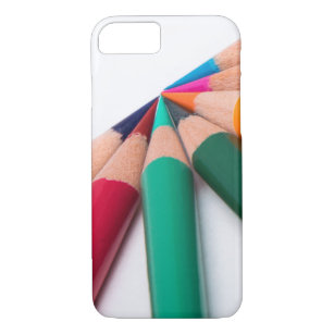 Looking Sharp - Colour Pencil Phone Case