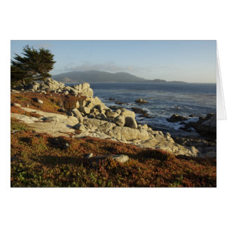 Looking South to Carmel Card