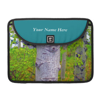 Looking through a Tree in Seattle Sleeve For MacBook Pro