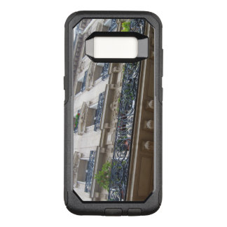 Looking up at French Balconies OtterBox Commuter Samsung Galaxy S8 Case