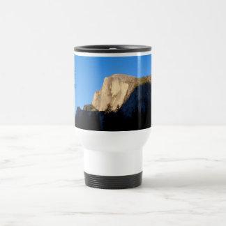 Looking Up at Half Dome Travel Mug