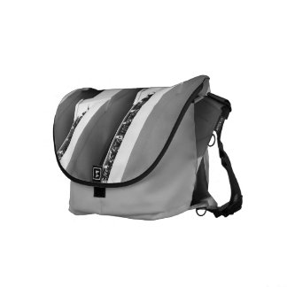 Looking Up Courier Bag