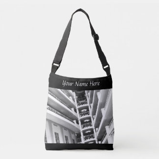 Looking Up Personalized Crossbody Bag