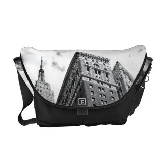 Looking Up - The Empire State Building - New York Commuter Bags