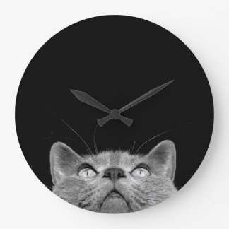Looking up - Wall Clock