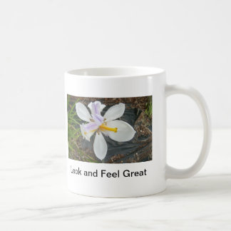 looking your best, Look and Feel Great Classic White Coffee Mug