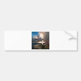 Lookout Lighthouse Bumper Sticker