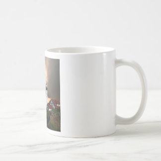Lookout Lighthouse Coffee Mug