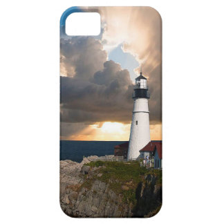 Lookout Lighthouse iPhone 5 Covers