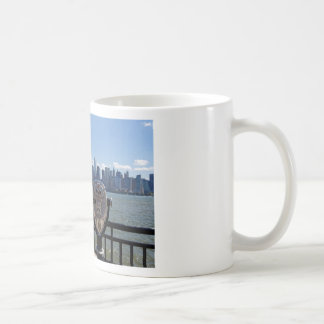Lookout Manhattan Coffee Mug
