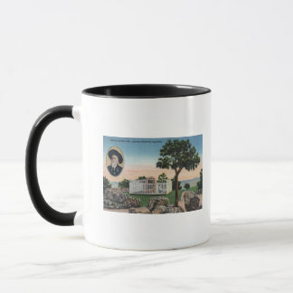 Lookout Mountain, Colorado Mug