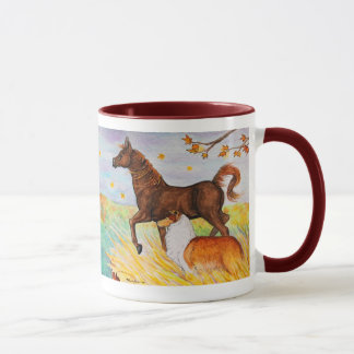 """Lookout Ridge""  coffee mug"