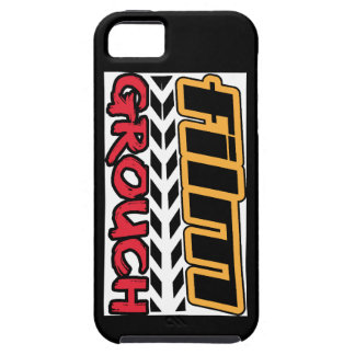 Looks like a giant bumper sticker for your iPhone iPhone 5 Case