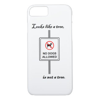 """Looks Like a Tree"" Phone Case"