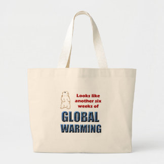 Looks Like Another Six Weeks of Global Warming Bags
