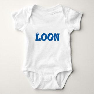 Loon (Boy) Baby Grow Baby Bodysuit