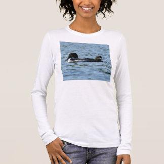 Loon couple long sleeve T-Shirt