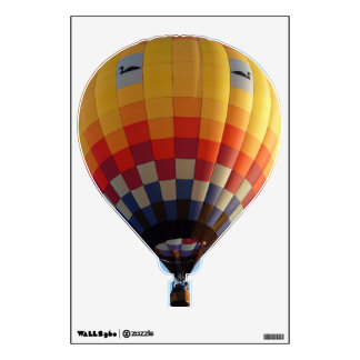 Loon Hotair Balloon Wall Decal