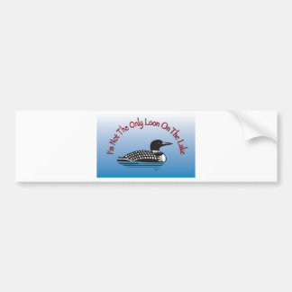 Loon Products Bumper Sticker