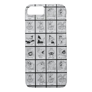 LOONEY TUNES™ Character Emotion Chart iPhone 7 Case