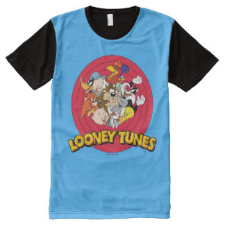 LOONEY TUNES™ Character Logo