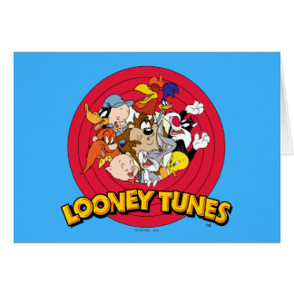 LOONEY TUNES™ Character Logo Card