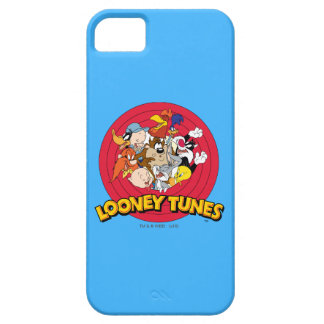 LOONEY TUNES™ Character Logo iPhone 5 Covers