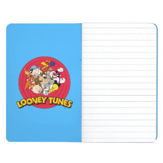 LOONEY TUNES™ Character Logo Journal