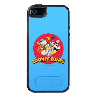 LOONEY TUNES™ Character Logo OtterBox iPhone 5/5s/SE Case