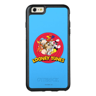 LOONEY TUNES™ Character Logo OtterBox iPhone 6/6s Plus Case