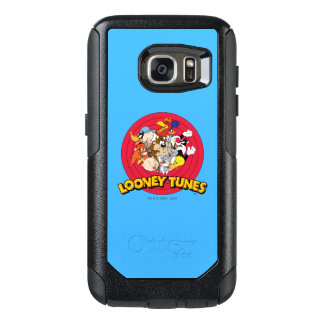 LOONEY TUNES™ Character Logo OtterBox Samsung Galaxy S7 Case