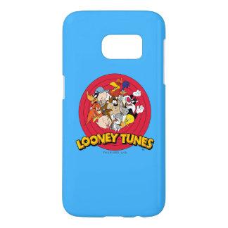 LOONEY TUNES™ Character Logo Samsung Galaxy S7 Case