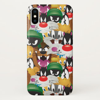 LOONEY TUNES™ Emoji Pattern Case-Mate iPhone Case