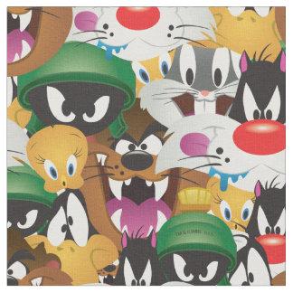 LOONEY TUNES™ Emoji Pattern Fabric