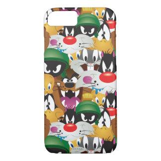 LOONEY TUNES™ Emoji Pattern iPhone 8/7 Case