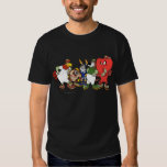 LOONEY TUNES™ Group Baseball Picture Shirts