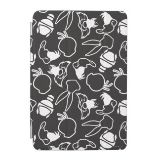 LOONEY TUNES™ Head Outlines Pattern iPad Mini Cover