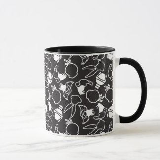 LOONEY TUNES™ Head Outlines Pattern Mug