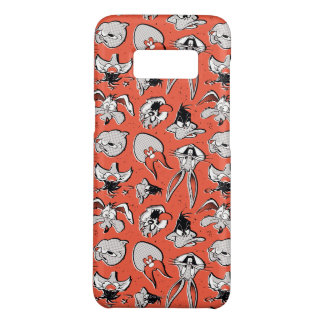 LOONEY TUNES™ Retro Halftone Pattern Case-Mate Samsung Galaxy S8 Case