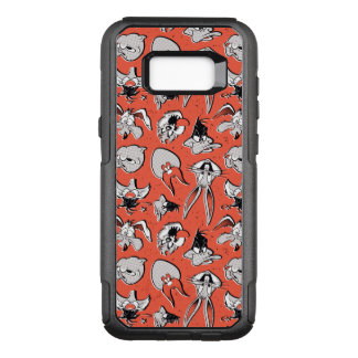LOONEY TUNES™ Retro Halftone Pattern OtterBox Commuter Samsung Galaxy S8+ Case