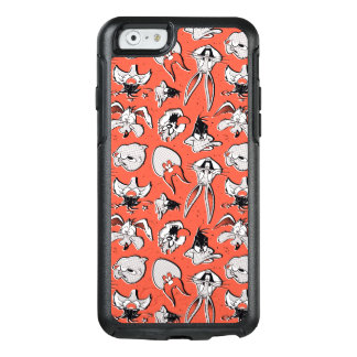 LOONEY TUNES™ Retro Halftone Pattern OtterBox iPhone 6/6s Case