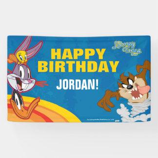 LOONEY TUNES™ Show Birthday Banner