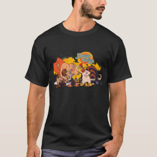 Looney Tunes Show Cast & Logo T-Shirt