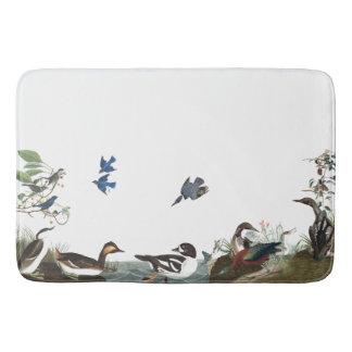 Loons Bluebirds Birds Wildlife Animals Bath Mat