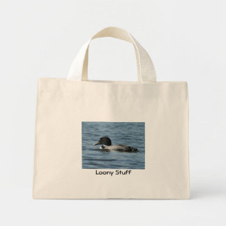 Loony Stuff Tote Bag