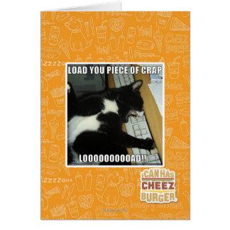 LOOOOOOOOAD CARD