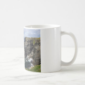Loop Head cliffs Coffee Mug