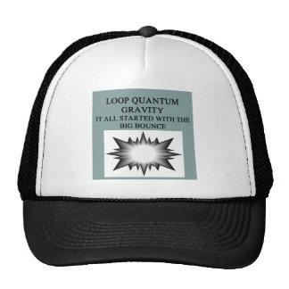 loop quantum gravity big bounce trucker hat