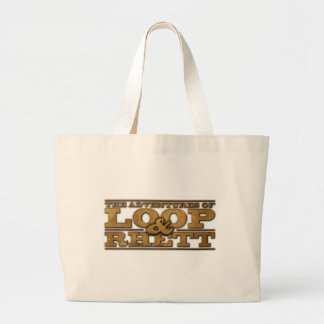 Loop & Rhett Official Merchandise Tote Bag